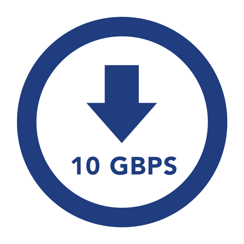 Cat6 10gbps icon