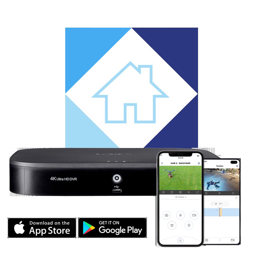 lorex home remote viewing