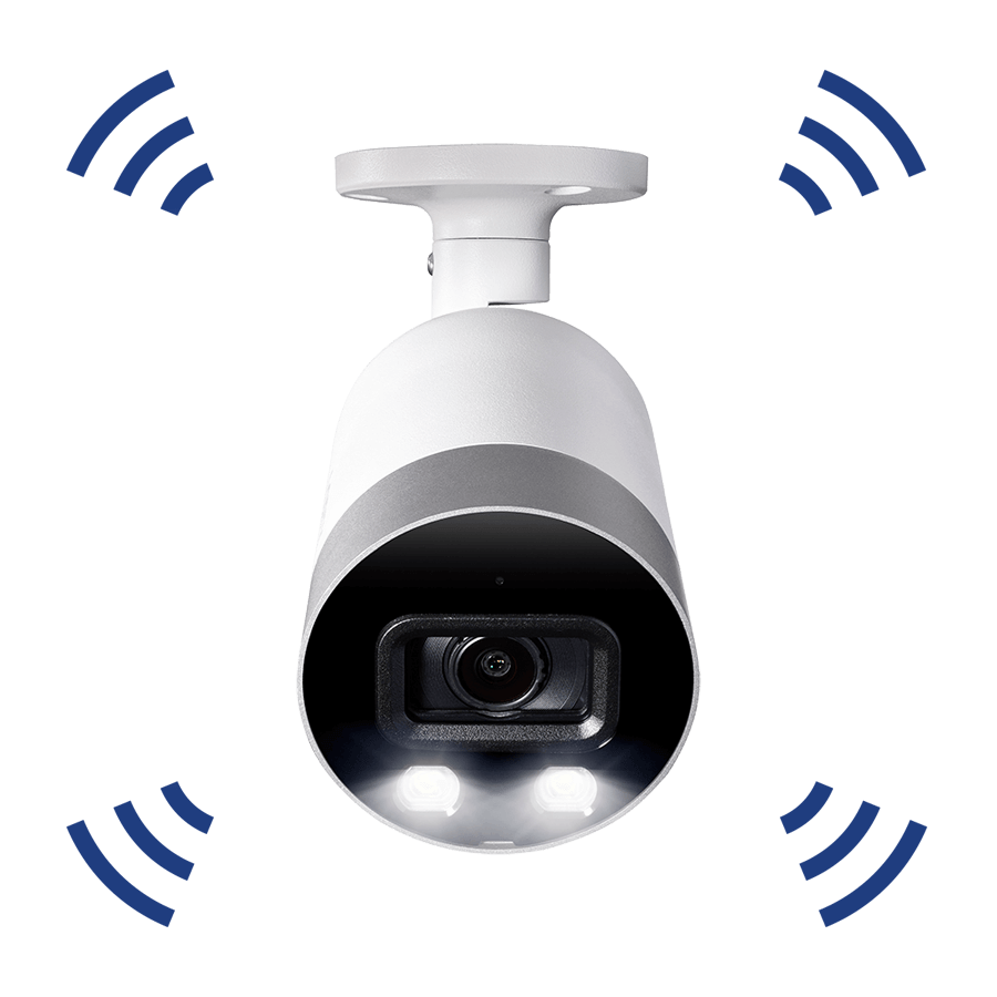 deterrence security camera