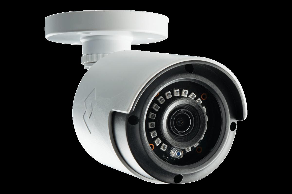 4mp Super High Definition Bullet Security Camera Lorex
