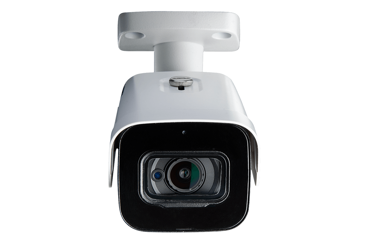 4K MPX security camera