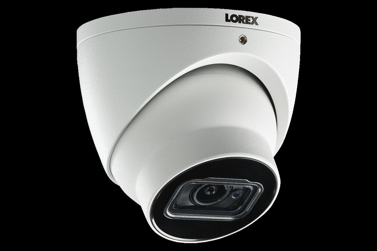4K MPX security camera