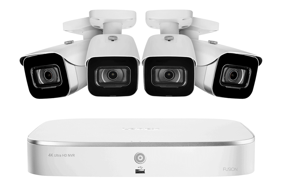 Wired NVR System