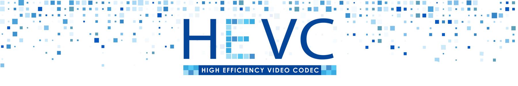 HEVC logo icon